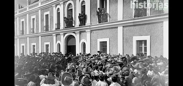 1907 Huelga del Río Blanco