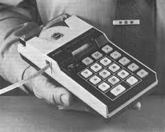 Handled calculators