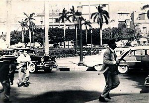 Attack on the Presidential Palace