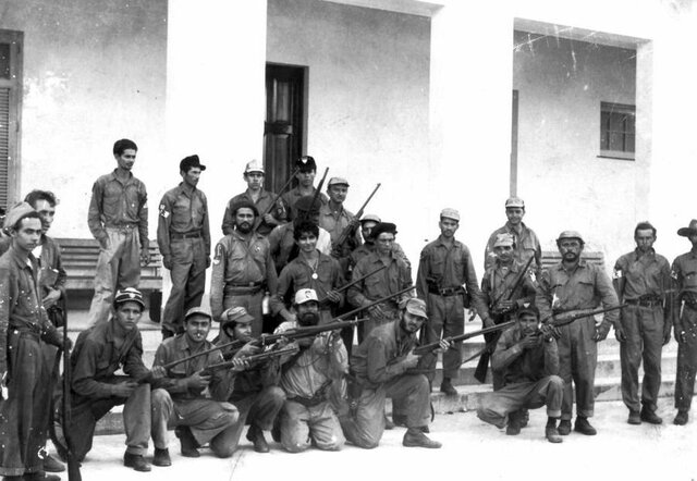 The Escambray Guerrilla Movement is Founded