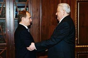 Yeltsin Steps Down