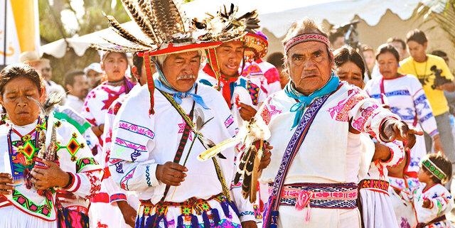 El INEGI y la poblacion indigena