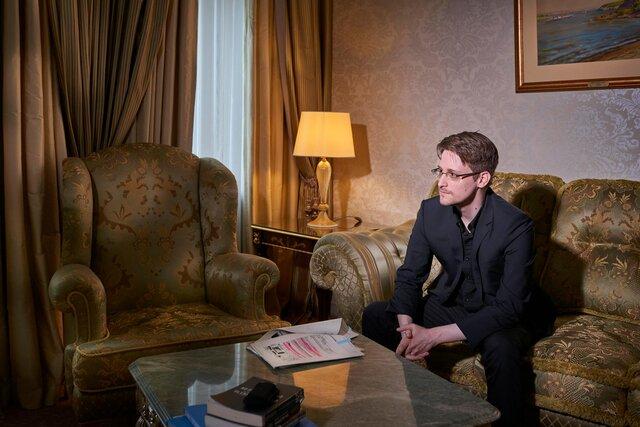 Edward Snowden Incident
