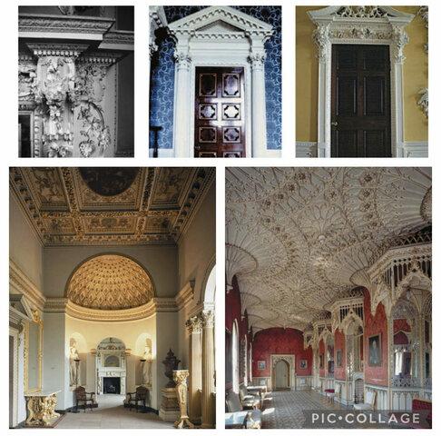 English Neo-Palladian and Georgian