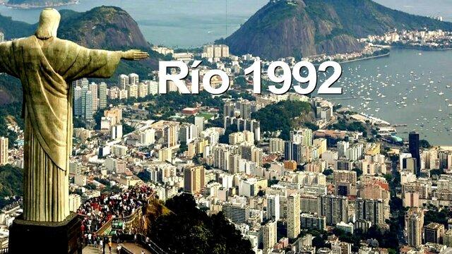 Cumbre de la Tierra – Río de Janeiro