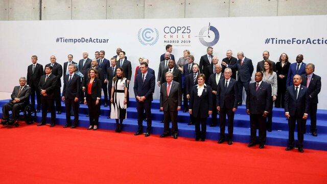 Cumbre de Paris (Cambio Climático).