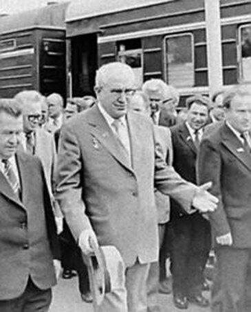 Muerte de Yuri Andropov