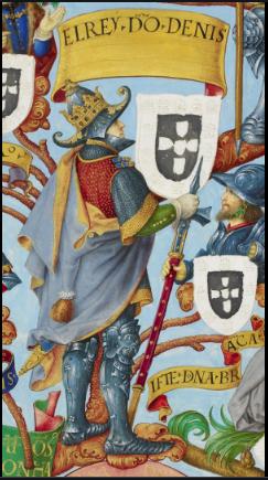 +Decreto del Rey Dinis (Dionisio) oficializando el Galaico-Portugués+