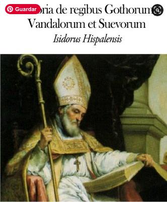 """""""Historia de regibus Gothorum, Vandalorum et Suevorum"""""""