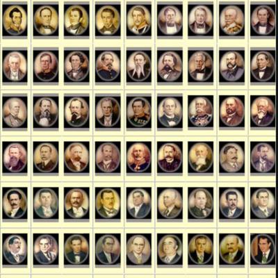 presidentes de mexico timeline