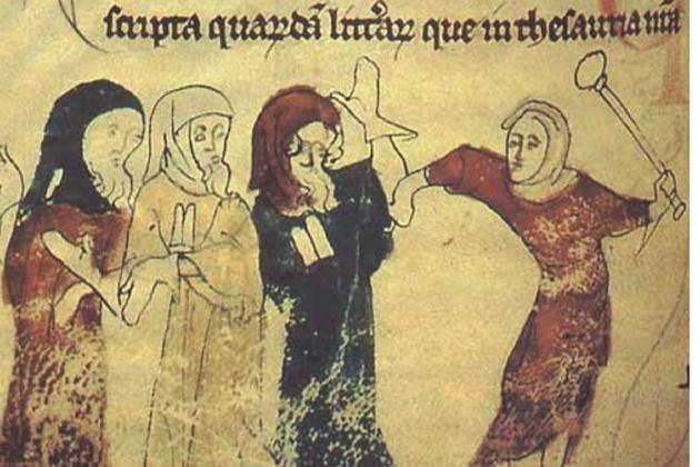 Expulsión de los judíos de Cataluña y Aragón+