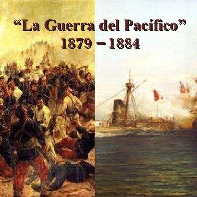 GUERRA CON CHILE timeline