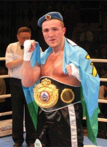 Лебедев во 2-ой раз отстоял пояс чемпиона WBO-Intercontinental
