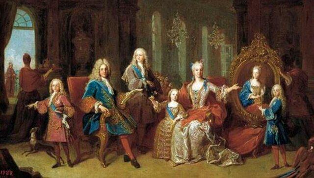 1771, Reformas borbónicas