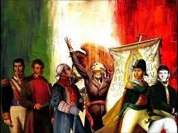 1815, Inicio del movimiento de independencia