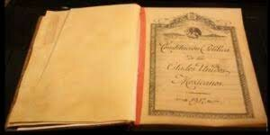 1824, Primera constitución mexicana