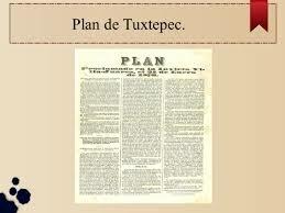1886, Plan de Tuxtepec y porfiriato
