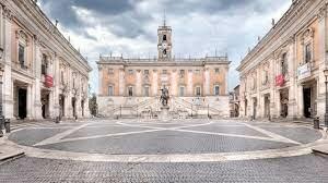 La Piazza del Campidodlio
