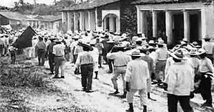 1906, Huelga de Acayucan