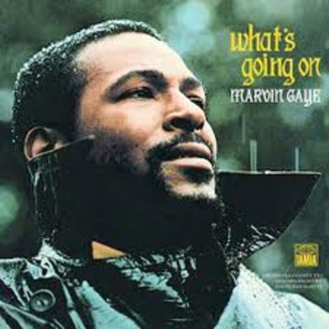 """""""Marvin Gaye - What's Going On"""" album released"""