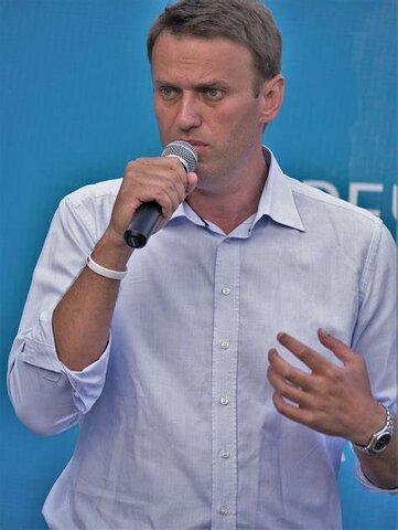 Poisoning of Navalny
