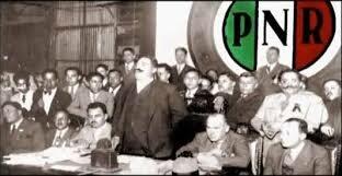 1938, 1938 Partido de la Revolución Mexicana