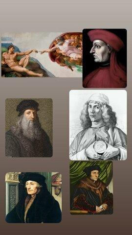 Personajes representativos