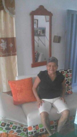 Last time I saw my grandmother alive