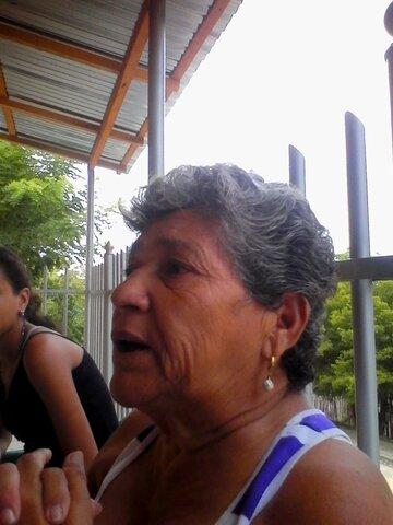 my grandmother passes away