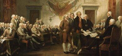 1836 Reconocimiento de la independencia de América