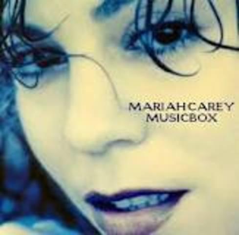 """Mariah Carey's  """"Music Box"""" album sells 32 million copies"""
