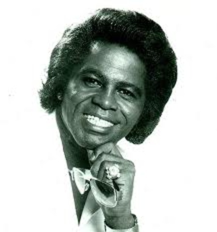 Death of James Brown