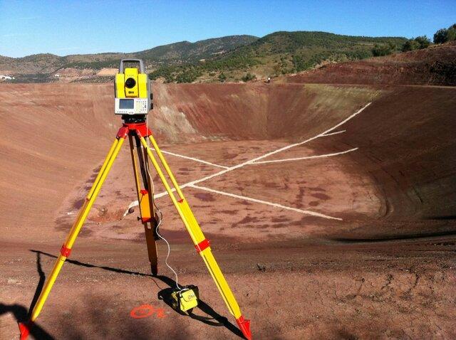 NBR 13133 - Execução de levantamento topográfico
