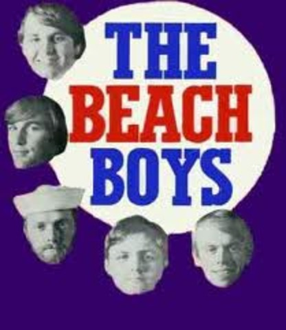 The Beach Boys - I Get Around album is released and hits No. 1.