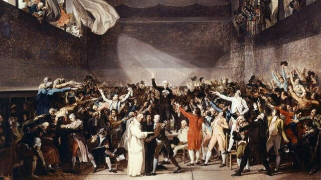 La Crisis de 1789