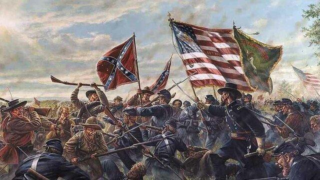 Guerra Civil Estadounidense.
