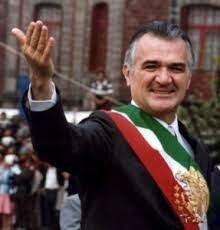 Miguel de la Madrid Hurtado. (1982-1988).