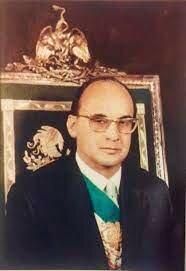 Luis Echerría Alvarez (1970-1976).