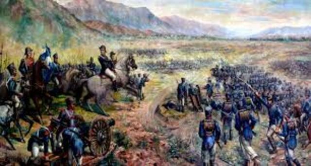 Expedición de las Tres Campañas al Alto Perú