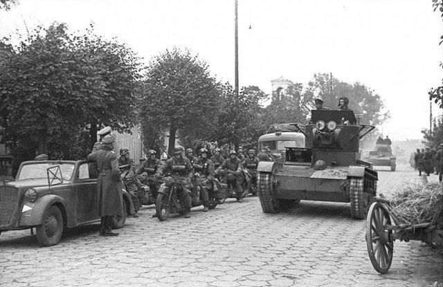 Los Soviéticos lograron liberara Polonia, Rumanía y Bulgaria.