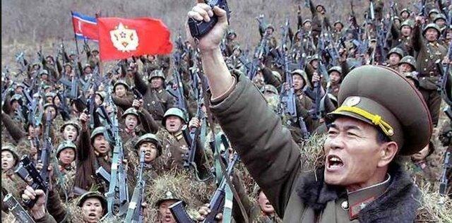 Guerra de Corea.