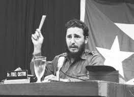 Cuba Tomada por Fidel Castro.