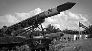 Crisis de los misiles en Cuba.