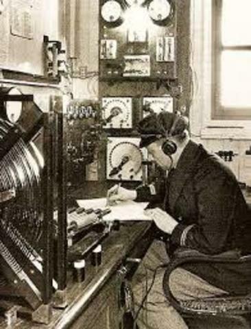 Servicio de Telégrafo en USA