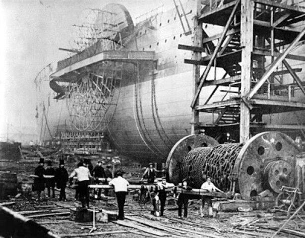 Primer cable telegrafico submarino