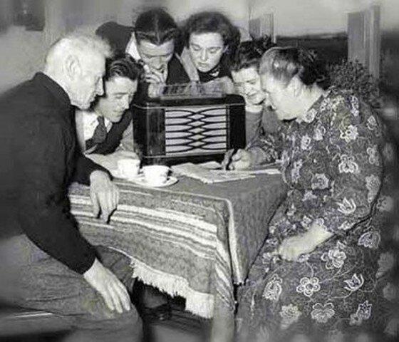 Transmisión de la voz humana sin cables