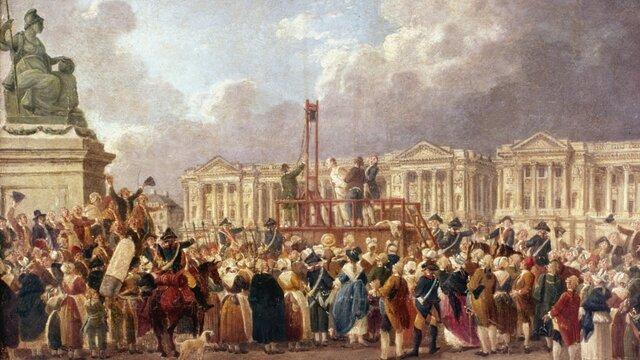 Inicio-Revolución Francesa