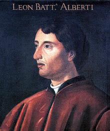 León Battista Alberti (1404-1472)