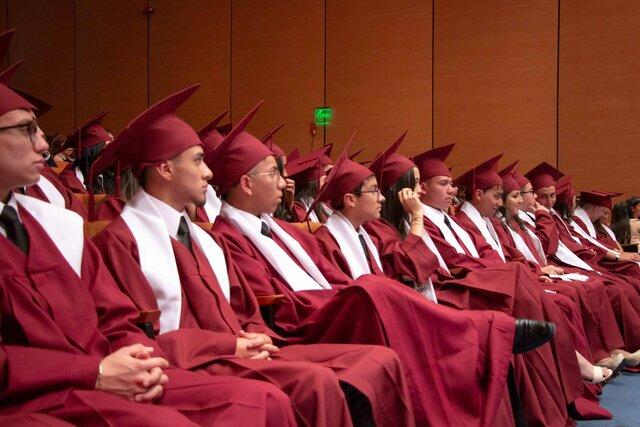 my 11th grade graduation
