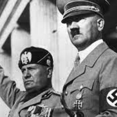 Entre as duas guerras - A Europa das Ditaduras  timeline